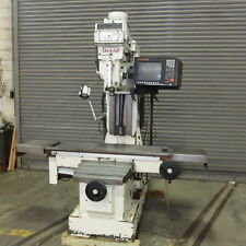 Fryer 3 Axis Cnc Bed Mill Model Mb 14 Anilam 3300 Mk Control 2000