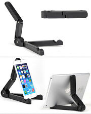 Portable Fold-up Stand Holder Bracket for i Pad Mini/Kindle Android Tablet