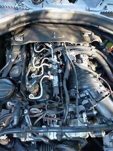 2012 BMW 1 SERIES F20 116D DIESEL ENGINE N47 N47D16A