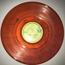 PINK FLOYD - DARK SIDE OF THE MOON, 180G TRANS MARBLED ORANGE COLORED VINYL LP