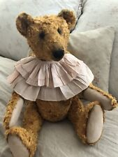 Ooak Mohair Teddy Bear