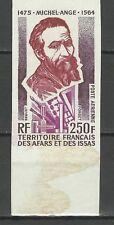 Afars & Issas Sculpteur Michel Ange Michelangelo Essai Proof Probedruck ** 1975