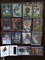 NFL Mystery Pack 3-2-1 Hits! Parrells! Numbered Card! Prizm And More!