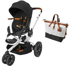 Quinny Moodd Stroller and Diaper Bag Special Edition Rachel Zoe Collection New!