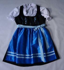 German  Bavarian  3 piece Dirndl XL 18