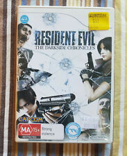 Resident Evil: The Darkside Chronicles (Nintendo Wii, 2009) AUS PAL