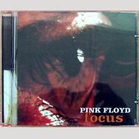 PINK FLOYD LIVE EUROPE 1971 SILVER PRESSED CD