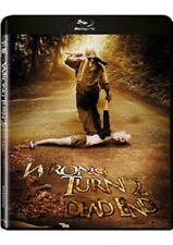 Wrong Turn 2 (2007)UNCUT BR+DVD Audio Deutsch,German and English Limited New