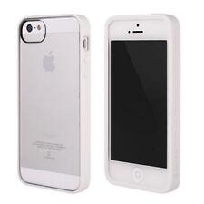 Fundas y carcasas transparentes Para iPhone 5 para teléfonos móviles y PDAs