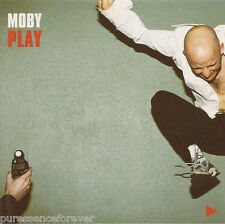 MOBY - Play (UK 18 Track CD Album)