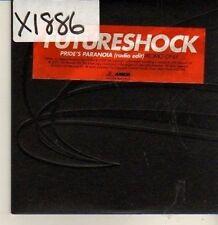 (CP154) Futureshock, Pride's Paranoia - 2003 DJ CD