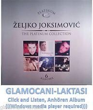 6CD ZELJKO JOKSIMOVIC PLATINUM COLLECTION  2013 Album