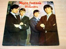 Wayne FONTANA/Self denominata/1964 MONO LP FONTANA