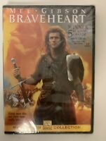 BRAVEHEART (DVD, 2000) Mel Gibson