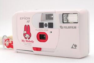 【 NEAR MINT+++ 】Fujifilm Epion My Melody APS Film Camera W/Strap from JAPAN