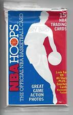 Larry Bird NBA Hoops 1989-90 Basketball Trading Cards Sealed Pack
