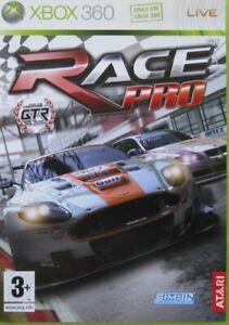 XBOX 360 - RACE PRO -