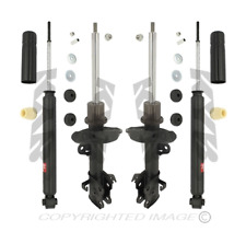 KYB 4 STRUTS SHOCKS fits ACURA RDX 2007 07 08 09 10 11 12 339261 339262 349095