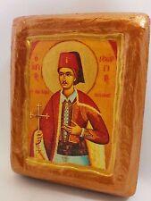Saint George of Ioannina Traditional Christian Ecclesiastical Art Icon