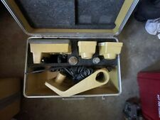 Topcon System 5 With 2 Sonic Trackers Coil Cables And L Bar Bracket
