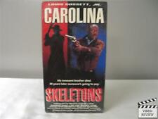 Carolina Skeletons VHS Louis Gossett Jr, Bruce Dern