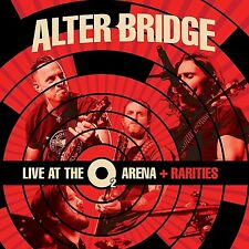 ALTER BRIDGE - LOVE AT THE O2 ARENA+RARITIES (4LP BOX WEISS)  4 VINYL LP NEU
