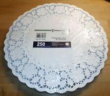 250 Pastel Bases De Pastel Tartas Platillo Rendondo 34 34,3 cm en blanco tarta