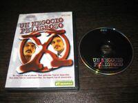Un Business Pericoloso DVD Charlie Sheen Emilio Estevez