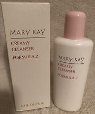 mary kay creamy cleanser formula 2