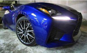 BLACK Rimblades Light Alloy Wheel Rim Protectors/guards/tape-replace Trims Rims