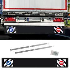 Universal Schmutzfänger lang 240x35cm LKW Anhänger Schutz Spritzlappen hinten