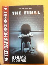 After Dark Horrorfest 4: The Final [Dvd] brand new - sealed. Wear on Sleeve