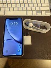 Apple iPhone XR - 64GB - White (Unlocked) A1984 (CDMA GSM) ANY SIM!