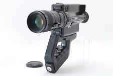 FUJICA NEW ZC 1000 Single-8 Type 8mm Movie Camera *NEAR MINT+++* From JAPAN #319