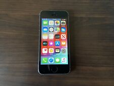 Apple iPhone 5s - 16GB - Space Gray (Cricket) A1533 (GSM)