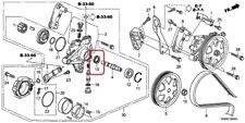 Seal - Power Steering Pump GENUINE HONDA 91249-PNC-003