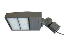 LED Parking Lot Light Shoebox Fixture Philips replace 400-1200W MH/HPS Area Pole