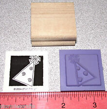 Party Hat Birthday Rubber Stamp Single Anniversary by Stampin Up Occasionally