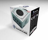 Caja vacia Nintendo GameCube Plata (no incluye la consola) | empty box