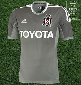 Besiktas Third Shirt - Official adidas Turkish Mens Football Jersey - All Sizes
