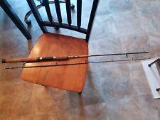Custom Rainshadow RX7 Graphite Casting Rod Fishing Rod Never Fished! 2 Piece 6'6