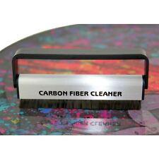Acc sees pro vinyl anti static fibre de carbone record brosse de nettoyage neuf scellé