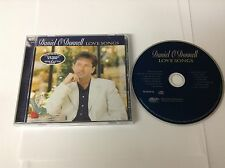 Daniel O Donnell Love Songs CD MINT