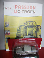 (5.4.15.15) Passion citroën DS 19 coach Le Paris Henri Chapron 1959 UH NEUF 1/43