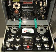 AVO CT160 Tester Valvola Tubo elettronico Test Set calibrato e di lavoro