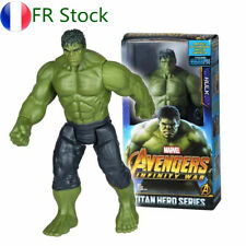 "30cm Hulk Action Figures Marvel Avengers 3 Infinity War 12 ""série Titan Hero"