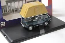 1:43 IST Models Lada Niva 1981 with Roof Tent Camping green