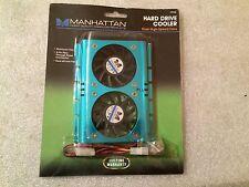 """Sistema raffreddamento hard disk 3.5"""" Manhattan 210799 Hard drive cooler"""