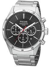 Pulsar Gents Chronograph Watch - PT3005X1 NEW