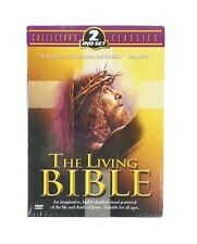 The Living Bible DVD Set 2004 Collector's Classics 2 Disc 12 Part Series